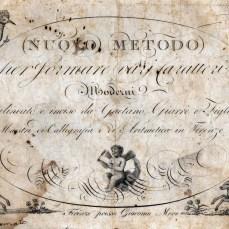 italian etching